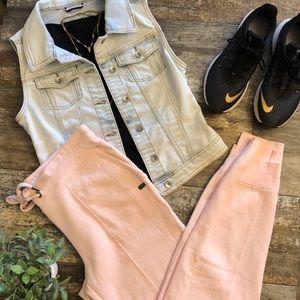 ❤️Host Pick! ❤️NWT DKNY Pale Pink Sport Joggers